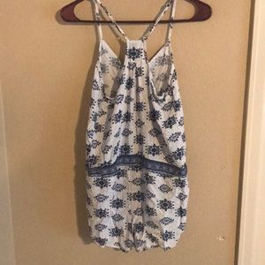 Ocean Drive Other - Cute romper size small❤️